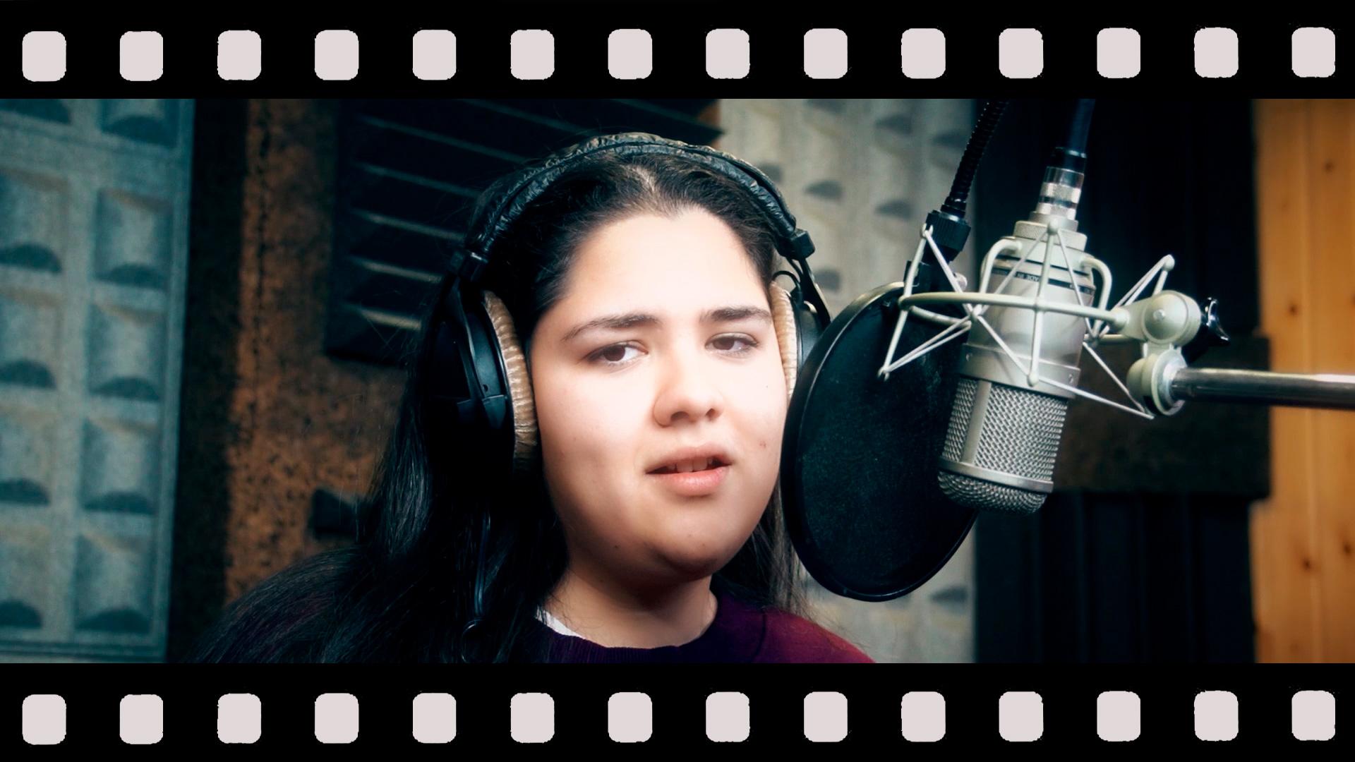 Videoclips en clases de canto