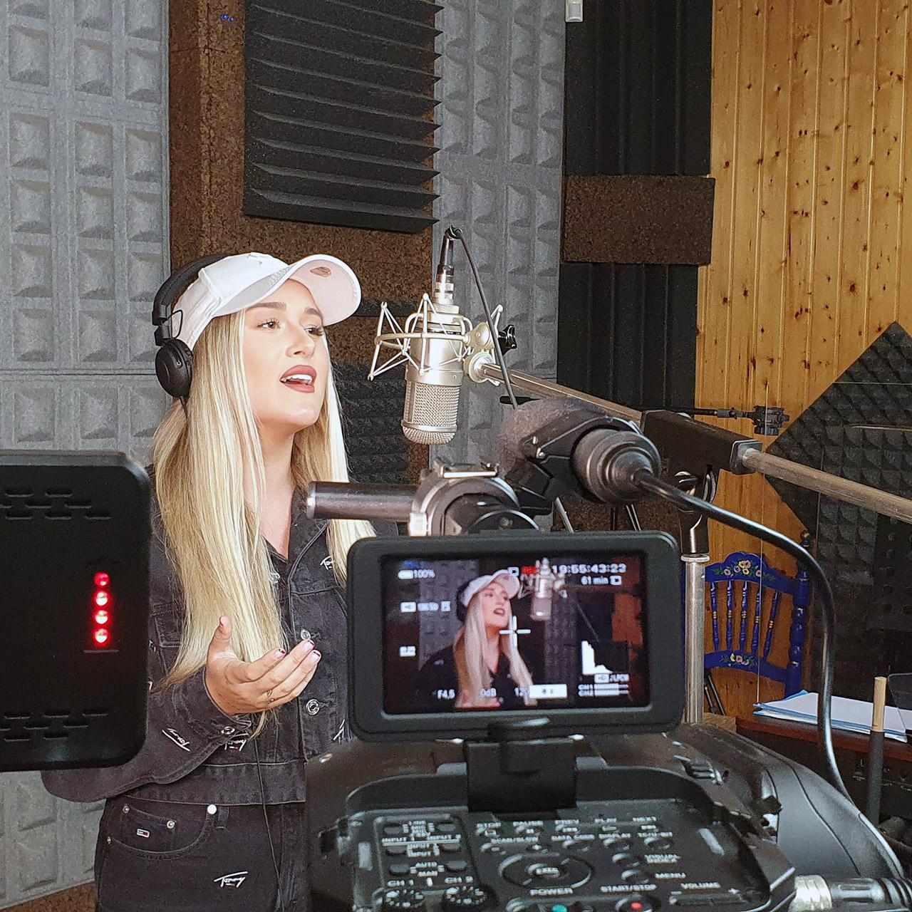 Estudio de grabación en Málaga